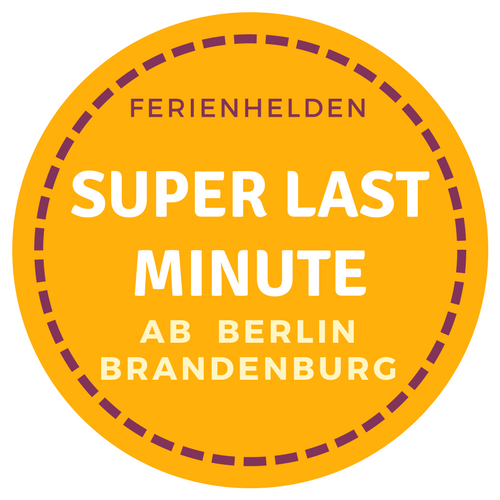 Super Last Minute ab Berlin Brandenburg