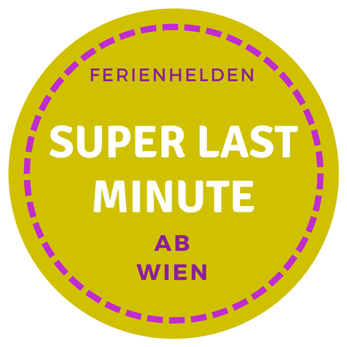 Super Lastminute ab Wien